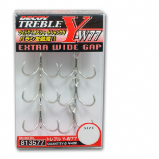 Decoy YW-77 Treble Hook
